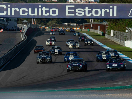 Segundo dia do Estoril Classics 2020 repleto de emoção
