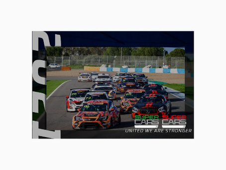 SUPERCARS Endurance is the new Iberian competition join previous GT4 South European and TCR Ibérico