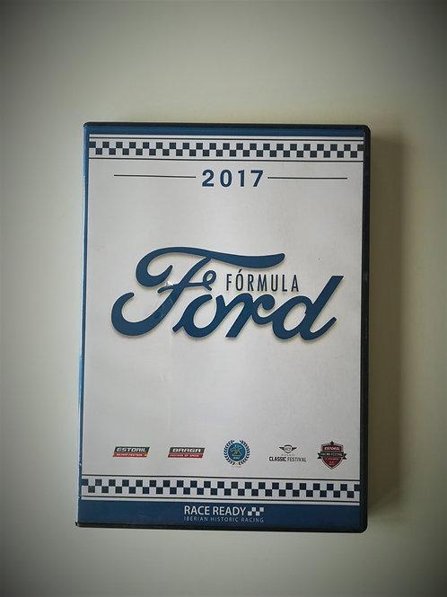 DVD Fórmula Ford 2017