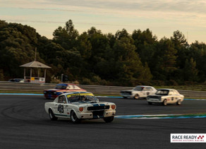 Iberian Historic Endurance ao rubro no Estoril Classics 2020