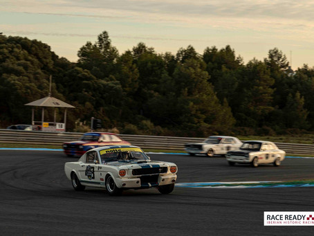 Iberian Historic Endurance ao rubro no Estoril Classics 2020