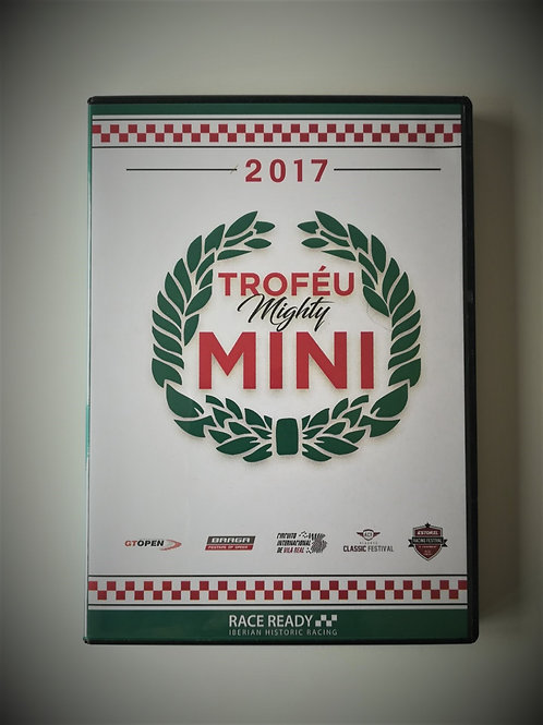 DVD Mighty Mini Trophy 2017 Portugal