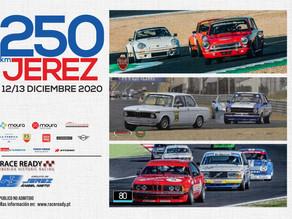 Jerez de La Frontera recebe festa final dos clássicos em aniversário do circuito
