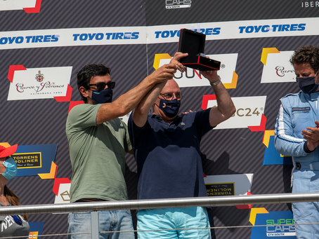Iberian Historic Endurance encanta público presente no Jarama Classic Races!