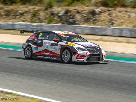 SuperCars Endurance in Estoril:Daniel Teixeira and Gustavo Moura on pole