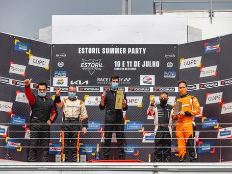 SuperCars Endurance in Estoril:Daniel Teixeira the fastest in Race 1