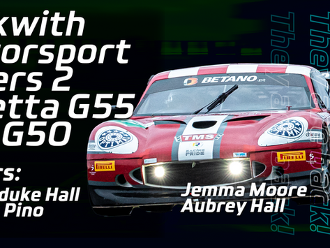 Tockwith Motorsport is back with a double dose of Ginettas