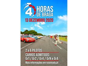 4 Horas de Braga para Clássicos regressam em Dezembro