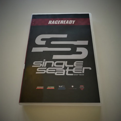 DVD Single Seater Series 2016