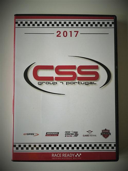 DVD CSS 2017