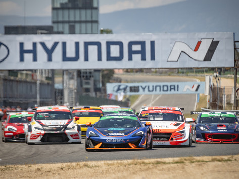 SuperCars Endurance in Estoril with an handful of news