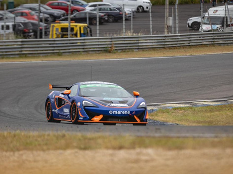 SuperCars Endurance: McLaren and Ginetta in pole position with Moura,Hall e de Andrès shining at the