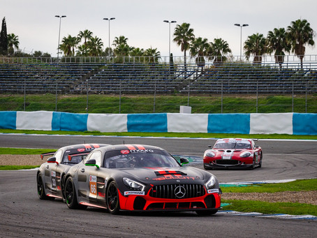 GT4 South starts with Bullitt domination