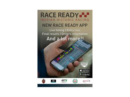 Nova APP Race Ready já disponível!