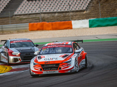 SuperCars: British duo wins second race in Portimao