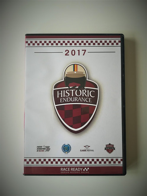 DVD Historic Endurance 2017