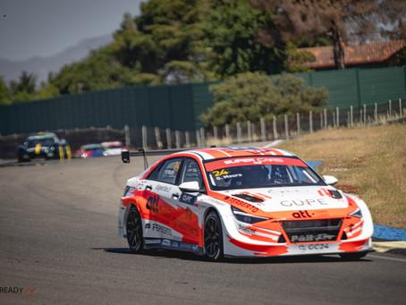 SuperCars Endurance: Gustavo Moura took the first laurels in Jarama