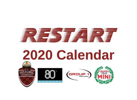Novos calendários do Historic Endurance, Group 1 Portugal e Troféu Mini para 2020