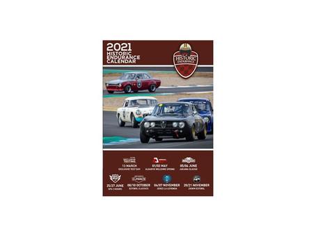 Apresentado o Calendário de 2021 do Iberian Historic Endurance