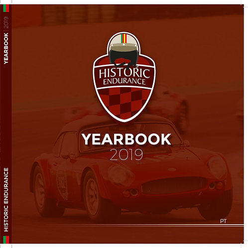 Yearbook 2019 Iberian Historic Endurance PT
