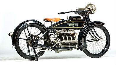 Classic-motorcycle-in-mint-condition-and