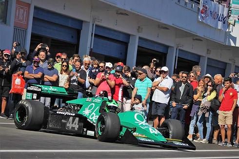 AMPaquete photo F1 Estoril Classics Week