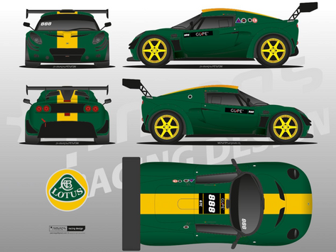 Francisco Gonçalves makes debut in Supercars- GT4 South with a Lotus Exige 260R in the GTC category