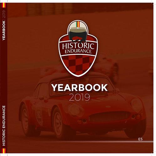 Yearbook 2019 Iberian Historic Endurance ES