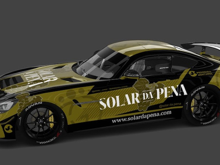 José Correia and JC Group Racing bet on the Supercars Series in a Mercedes AMG GT4.