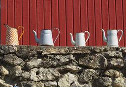 Coffee jugs, near Sancerre