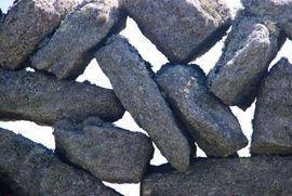Stone wall, St. Martin's, Scillies