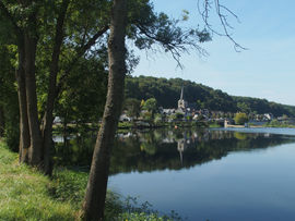 Bend in the Loire, near Vouvray