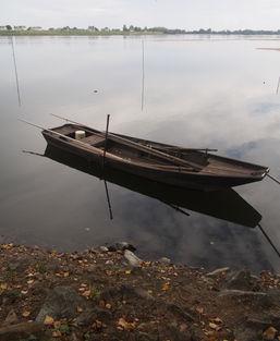 Canot sur la Loire, Vouvray