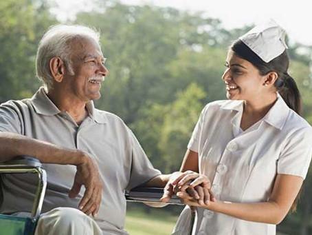 Managing Emotions in Elders