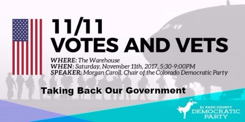 Votes & Vets on 11/11
