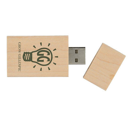 GG Wood USB Drive