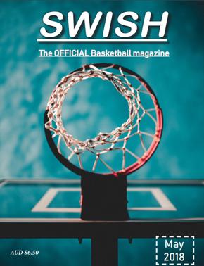 Magazine Cover for Swish