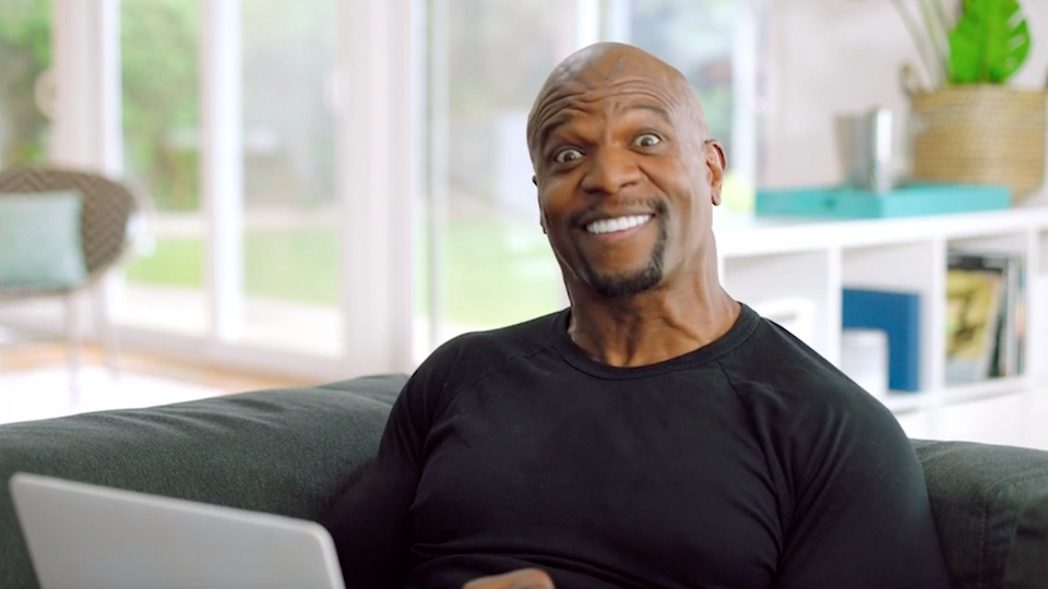 Walmart | 2 Day Shipping ft. Terry Crews