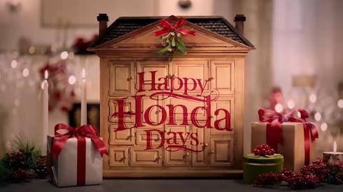 Honda   Happy Honda Days