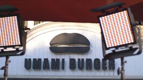 Umami Burger   The Grove                  Re-Opening