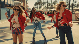 Tommy Hilfiger | Spring 2017 Collection - Roller Girls