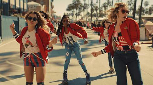 Tommy Hilfiger | Spring Collection - Roller Girls