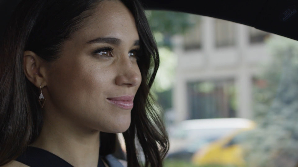 Vox x Lexus | Power Lunches With Meghan Markle