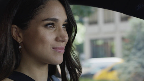Vox x Lexus   Power Lunches With Meghan Markle