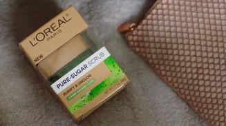 L'Oreal | Sugar Scrub Campaign