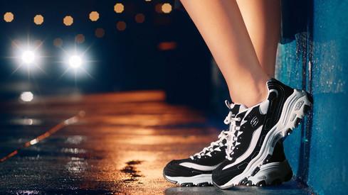 Skechers D'lites | Night Walk
