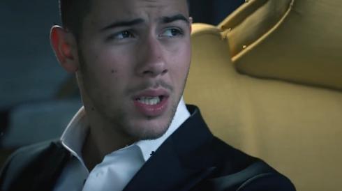 Nick Jonas - Under You