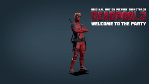 Diplo Deadpool 2 Soundtrack Welcome To The Party Official Audio