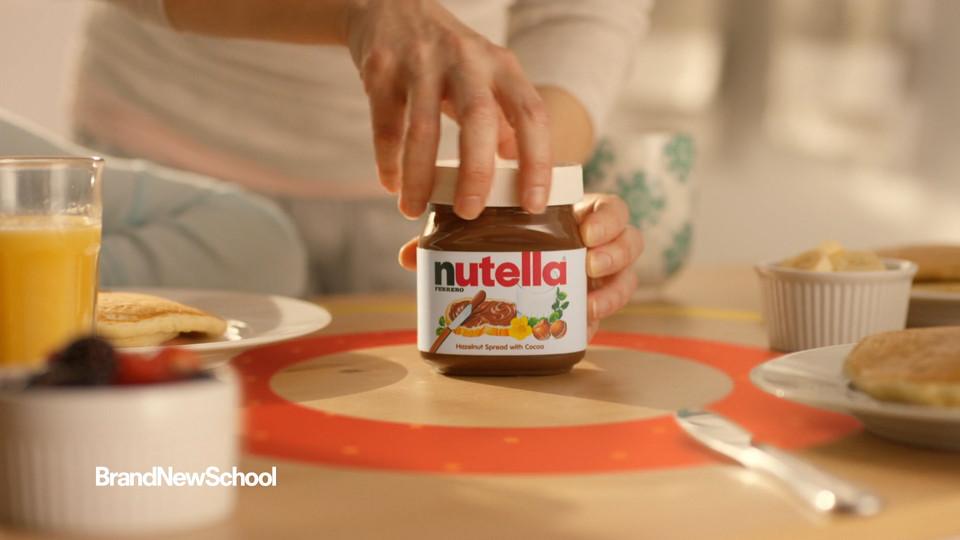Nutella | Pancakes