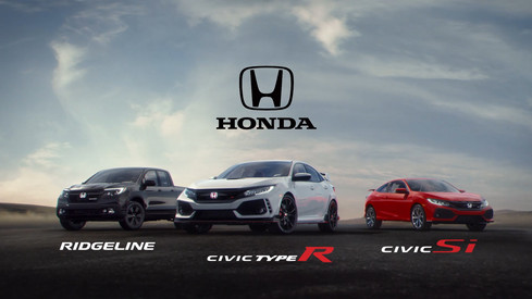 Honda   Racing At Heart